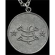 Pewter Medallion