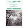 Baha'i Funds-Contribution and Administration